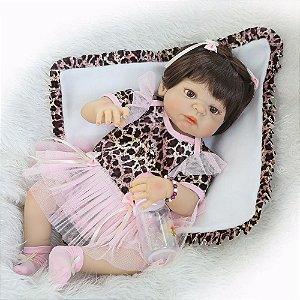 Bebê Reborn Resembling Simone