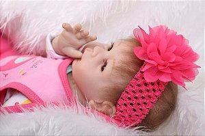 Bebê Reborn Resembling Pâmela