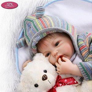 Bebê Reborn Resembling  Bernardo