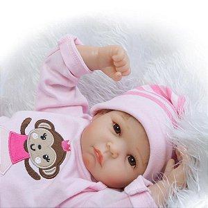 Bebê Reborn Resembling  Samanta