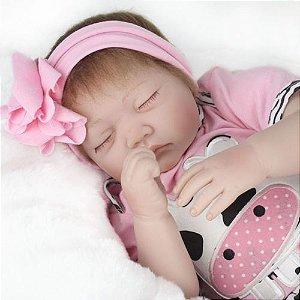 Bebê Reborn Resembling Lavínia