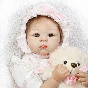 Bebê Reborn Resembling Clara