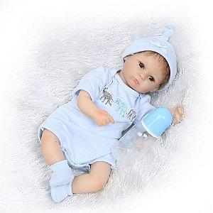 Bebê Reborn Resembling Felipe