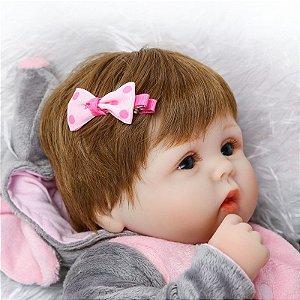 Bebê Reborn Resembling Sabrina