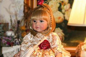 Boneca Adora Doll Pérola