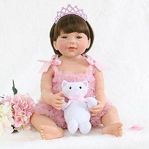 Bebê Reborn Resembling Chiara