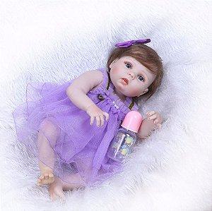 Bebê Reborn Resembling Luana