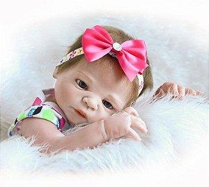 Bebê Reborn Resembling Nina