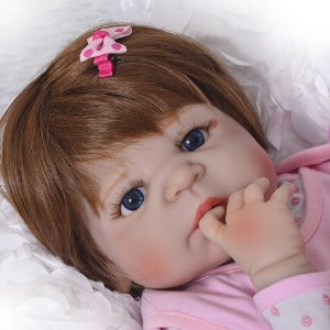 Bebê Reborn Resembling Lavinia