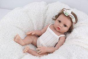 Bebê Reborn Resembling Luna