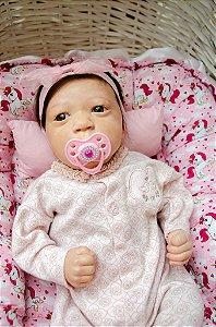 Bebê Reborn Kit Skya Awake