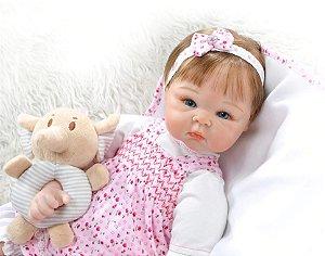Bebê Reborn Resembling Ariela