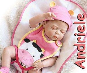 Bebê Reborn Resembling Andriele