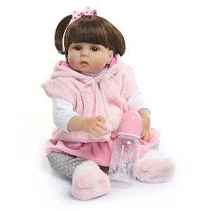 Bebê Reborn Resembling Catita