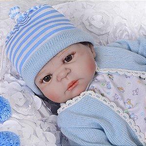 Bebê Reborn Resembling Enzo