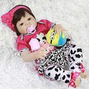 Bebê Reborn Resembling Fabiana