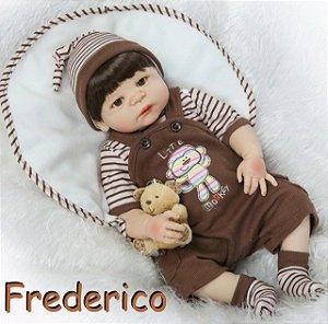 Bebê Reborn Resembling Frederico