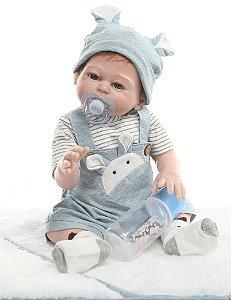 Bebê Reborn Resembling Guilherme