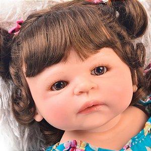 Bebê Reborn Resembling Juliete