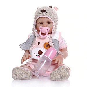 Bebê Reborn Resembling Niely