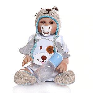 Bebê Reborn Resembling Noah