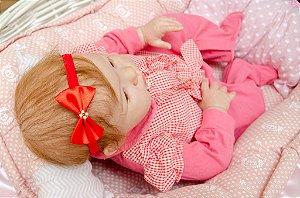 Bebê Reborn Kit Abigail
