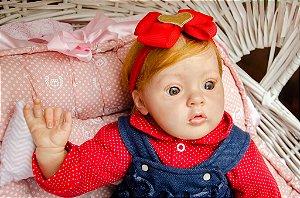 Bebê Reborn Kit Tiffany