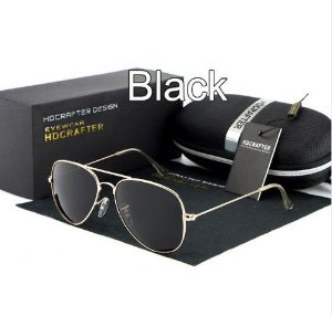 Óculos Aviador Polarizado - HDCRAFTER