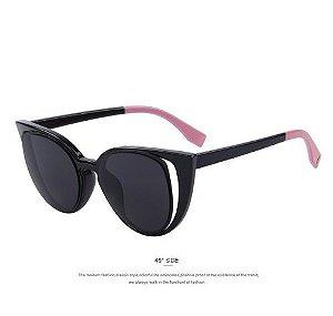Óculos de Sol Retro Feminino - MERRY'S