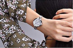 Relógio Feminino de Quartzo - REBIRTH