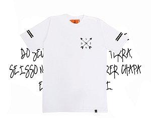Camiseta SKNDY TRADITIONAL BRANCA