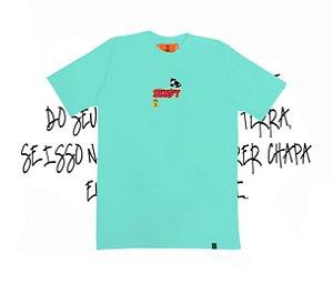 Camiseta SKNDY BUXIXO SEA-GREEN