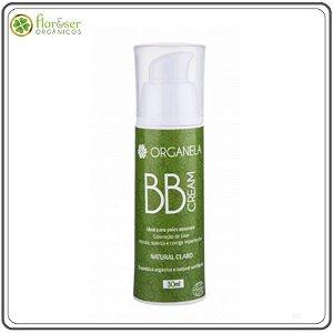 BB Cream Orgânico Organela - cor Natural Claro