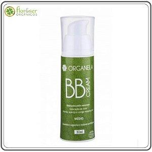 BB Cream Orgânico Organela - cor Médio
