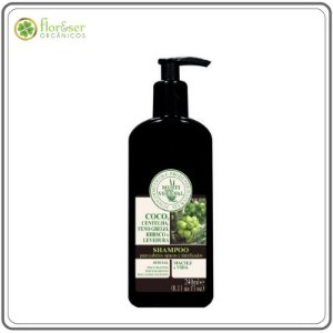 Shampoo Natural de Côco Multivegetal - 240ml