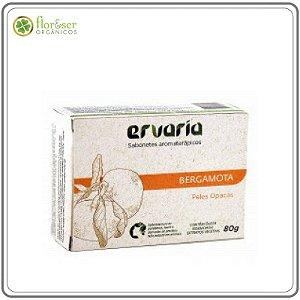 Sabonete em barra Bergamota Ervaria
