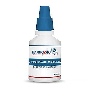 LATANOPROSTA 0,005% + MINOXIDIL 5% ESPUMA CAPILAR 100ML