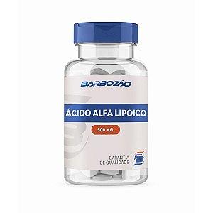 ÁCIDO ALFA LIPÓICO 500MG