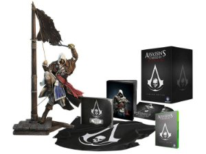 Assassins Creed IV: Black Flag - Edição Limitada - p/ Xbox 360