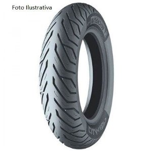 Pneu Michelin 100/90-14 City Grip sem Câmara