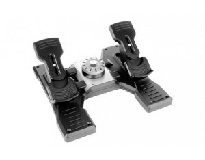 Saitek Flight Rudder Pedals