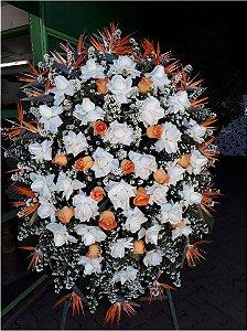 Coroa de Flores luxo 02