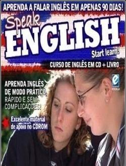 Speak English - Curso Aprenda Inglês Em 90 Dias