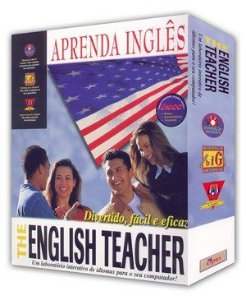 Curso The English Teacher - Báscico, Intemediário E Avançado - CD-ROM