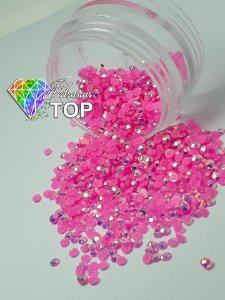 Strass nude pink 2mm - 500 unidades