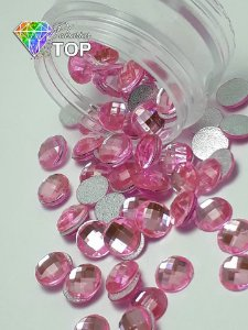 Chaton rosa 6mm - 30 unidades