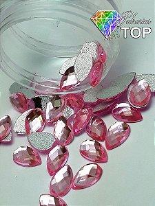 Gota rosa 5x8 - 30 unidades
