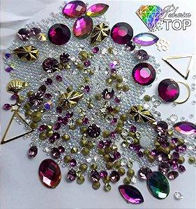 Coleção glamour - Ref. 207