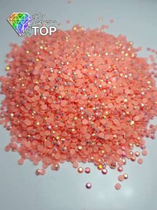 Strass nude rosa claro 1.8mm - Aprox. 500 unidades