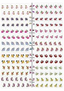 Cartelão com 168 películas - Ref. 053
